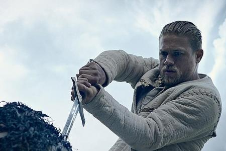 Sex symbol status is a double-edged sword for Charlie Hunnam