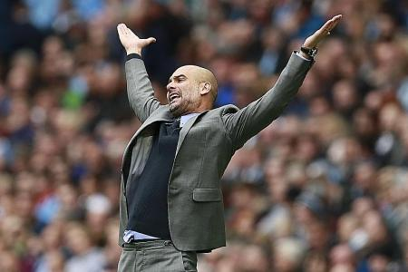 Guardiola: Barca or Bayern would have sacked me