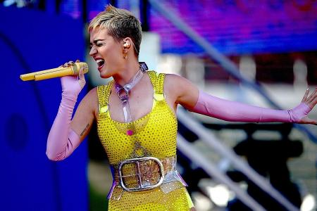 Katy Perry Named First Judge For 'American Idol' Revival