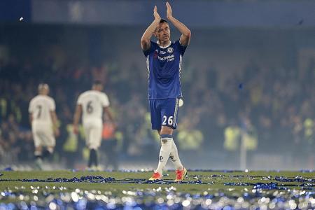 Conte: Terry shouldn't retire