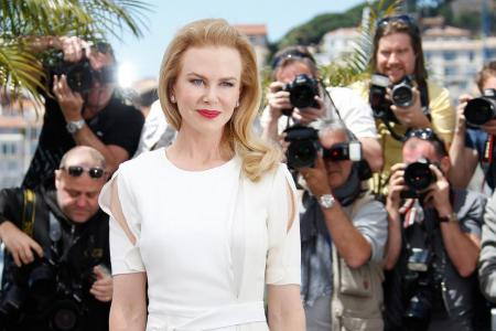 Nicole Kidman shows what she can do at Cannes