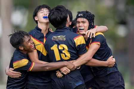 ACJC clinch A div rugby Police Cup