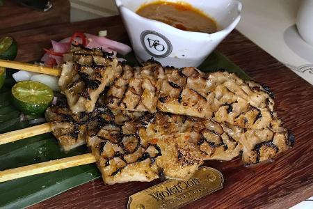 Simple yet tasty treats at Oon's