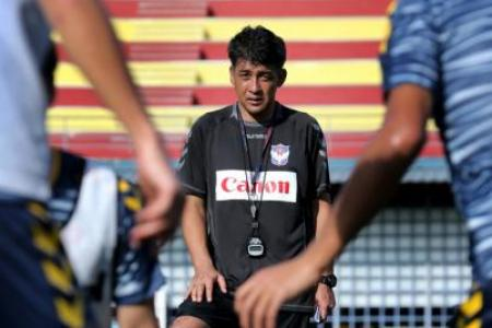 Albirex coach says they are not yet in top gear