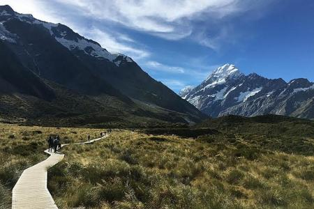New Zealand for the adventure seekers