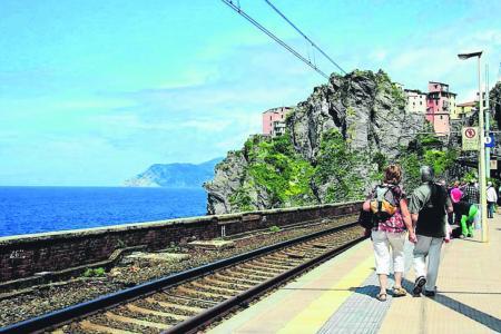 Picture-perfect memories in Cinque Terre