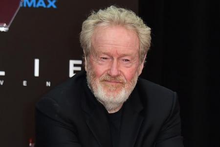 Ridley Scott honoured
