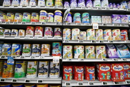 HPB: Focus on good diet for kids instead of formula brand