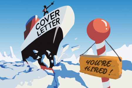 Why a killer cover letter is important