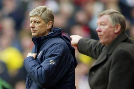 Ferguson: Pressure on Wenger is ridiculous