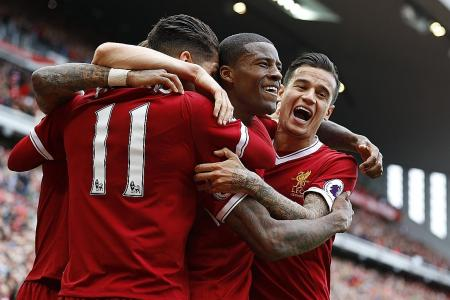 Liverpool back in Europe