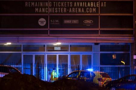 Children among 22 killed in Manchester concert blast