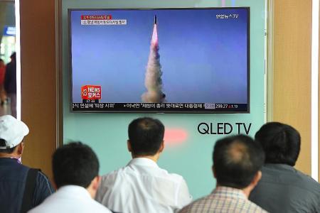 N. Korea claims missile test successful