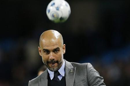 In Pep, they trust