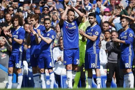 Terry's substitution sparks controversy