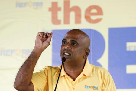 M. Ravi files challenge against changes to elected presidency
