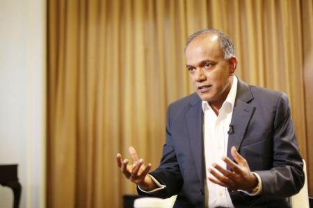 Shanmugam: Home Team agencies to be housed under one roof
