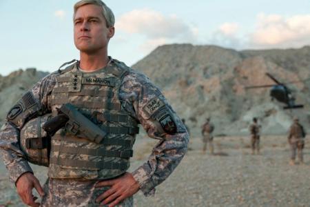'War Machine' Review: Brad Pitt's Military Satire For Netflix Lacks Firepower