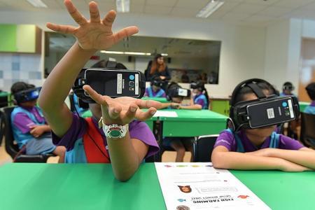 Social studies classes go virtual