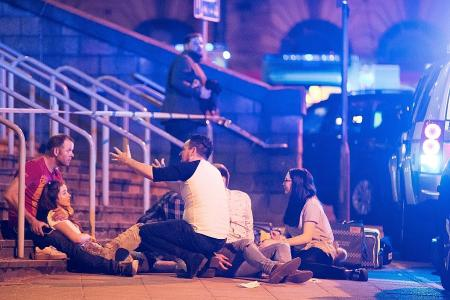 Youngest victim in Manchester blast was eight years old