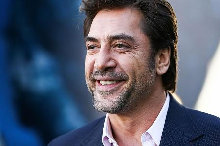 Javier Bardem gets special effects treatment for Pirates of the Caribbean