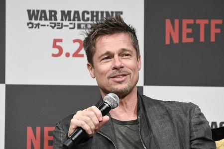 Brad Pitt gets big guns out for Netflix's War Machine