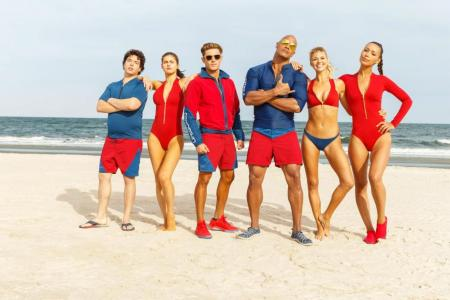 Movie Review: Cast keeps Baywatch afloat