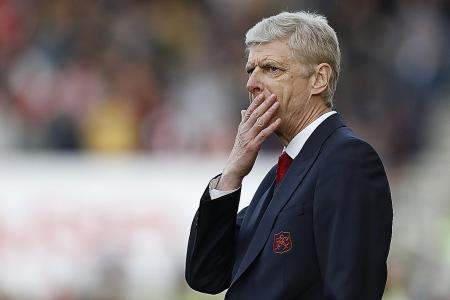 Wenger: FA Cup final is about Arsenal, not me
