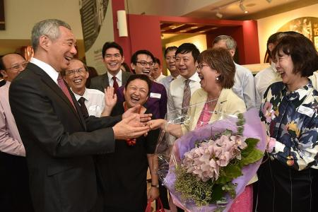 PM Lee: CDCs must continue to be bridge between residents and Government