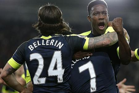 Cup win won't disguise poor season, says Welbeck
