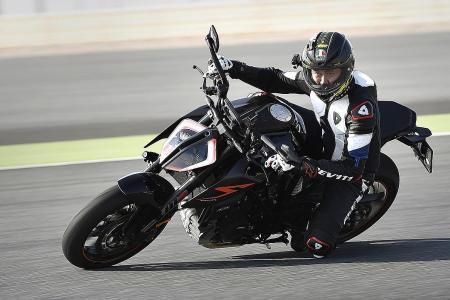 Rocket bikes, blinding acceleration