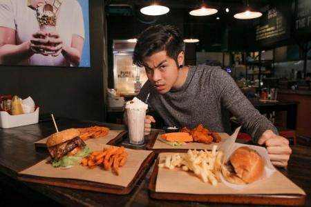Celebrity Chow with Benjamin Kheng