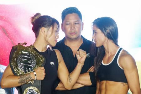 Lee confident of beating Brazilian Nunes