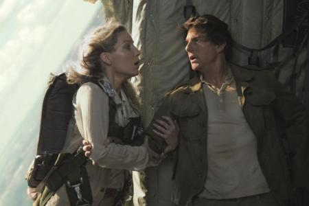 Tom Cruise was a real-life hero on The Mummy set