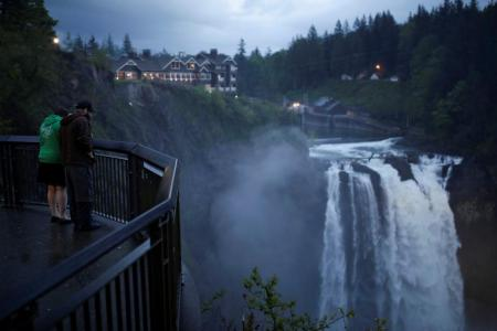 Return to the world of Twin Peaks
