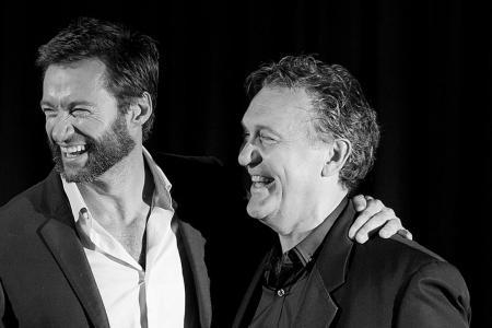 Always say yes: Hugh Jackman's secret to success