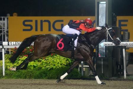 Kranji and Kuala Lumpur trackwork