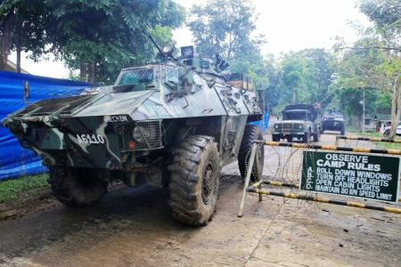S'poreans said to be among militants fighting in Marawi