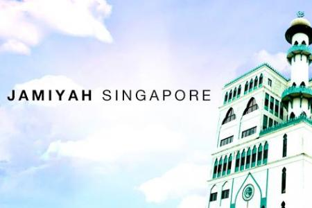 Giant collaborates with Jamiyah Singapore for food donation drive