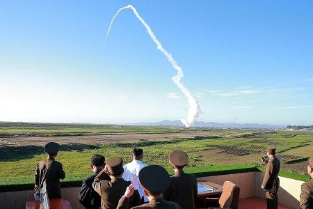 North Korea orders mass production of new anti-aircraft weapon