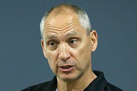 Widmer set for swimming's hot seat