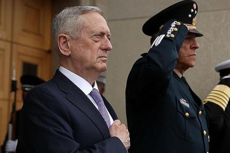 Civilian casualties 'a fact of life', says Mattis