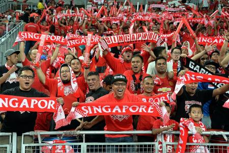 Good game to win back the fans, FAS