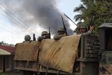Marawi an Asian hub for ISIS?