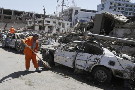 Civilians bear brunt of Kabul blast