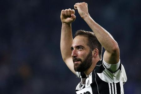 Higuain focused on final glory with Juve