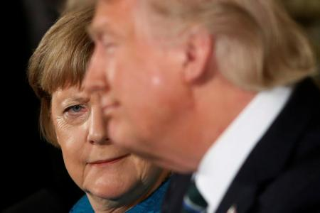 In standing up to Trump, Europe gets its mojo back