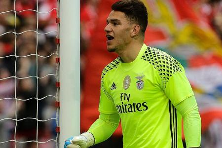 Benfica confirm Ederson's move to City