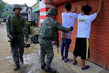 Foreigners fight alongside rebels in Marawi