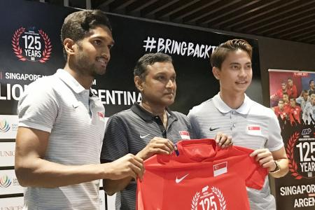 Lions aim to become Asian Cup regulars